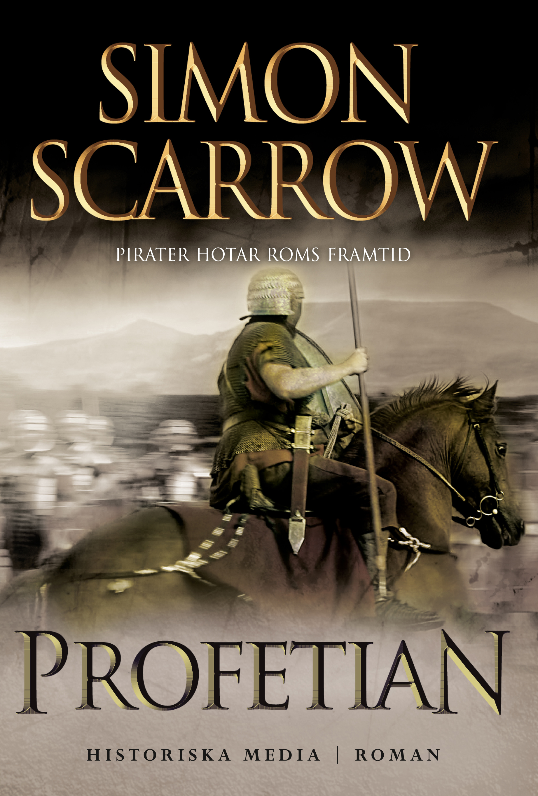 Profetian - Simon Scarrow