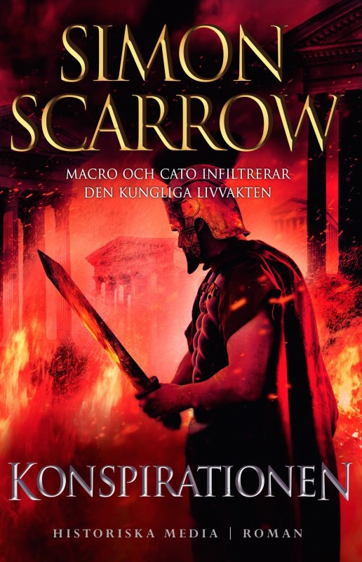Konspirationen - Simon Scarrow